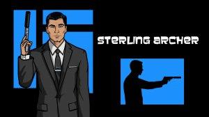 Archer; voiced by H. Jon Benjamin.
