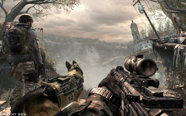 Call of Duty Ghosts Review - Homecoming Current Gen