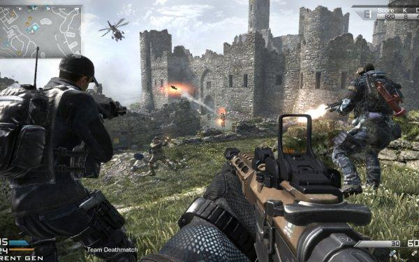 Call of Duty Ghosts Review - Stonehaven MP Current Gen