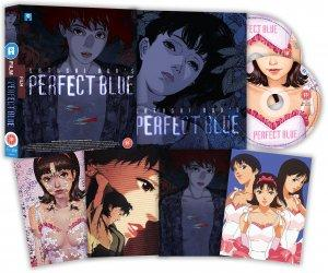 Perfect Blue Collector 3D open