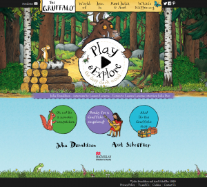The Gruffalo - Official Website