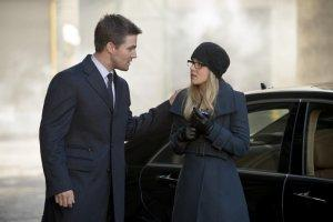 Oliver chats with Felicity about Russian SUV's.