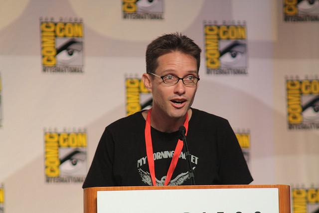 """American Dad! co-creator Mike Barker departs the show for the Season 11 debut on TBS."