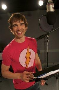 Christopher Gorham Flash Justice League War