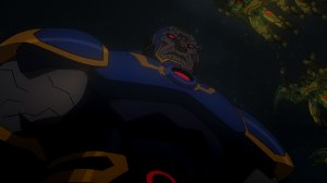 Justice League War Darkseid