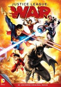 Justice League: War cover art