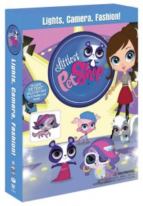 Littlest Pet Shop Lights Camera Fashion