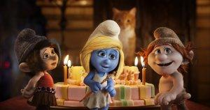 The Smurfs 2 Smurfette Gray Smurfs