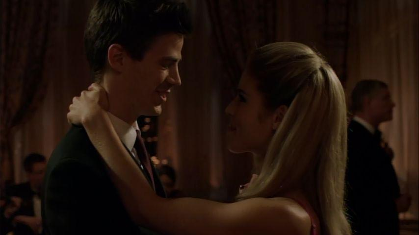 ...and gets to dance with Felicity at the big Sadie Hawkins Dance at Queen Mansion.