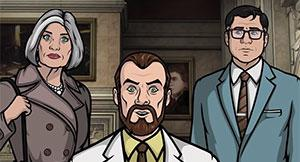 Archer Season 5 Premiering January 14, 2014 on FX