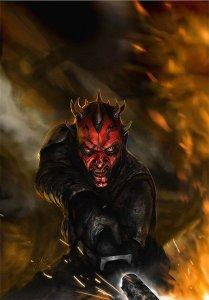 Star Wars The Clone Wars Series Finale Darth Maul: Son of Dathomir