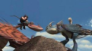 Dreamworks Dragons Defenders of Berk A Tale of Two Dragons