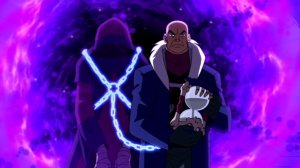 JLA Adventures Trapped in Time Time Trapper Lex Luthor