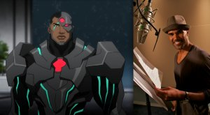 Justice League War Shemar Moore Cyborg