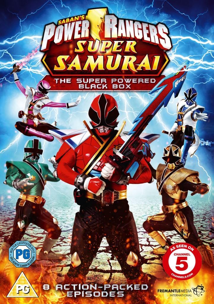 quotpower rangers super samurai volume 1 the super powered