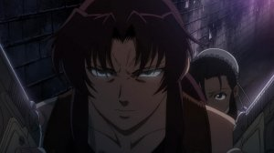 Black Lagoon Roberta's Blood Trail - Revy and Fabiola