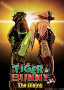 Tiger and Bunny the Movie: The Rising
