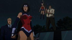 Justice League War JLWar Wonder Woman