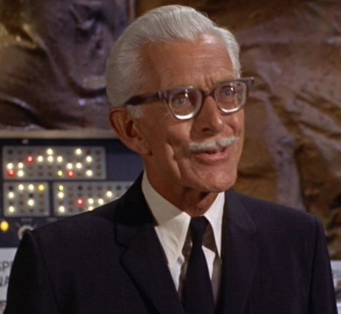 Sean Pertwee will play the new TV version of Alfred Pennyworth [seen here played by Alan Napier in the original TV series].