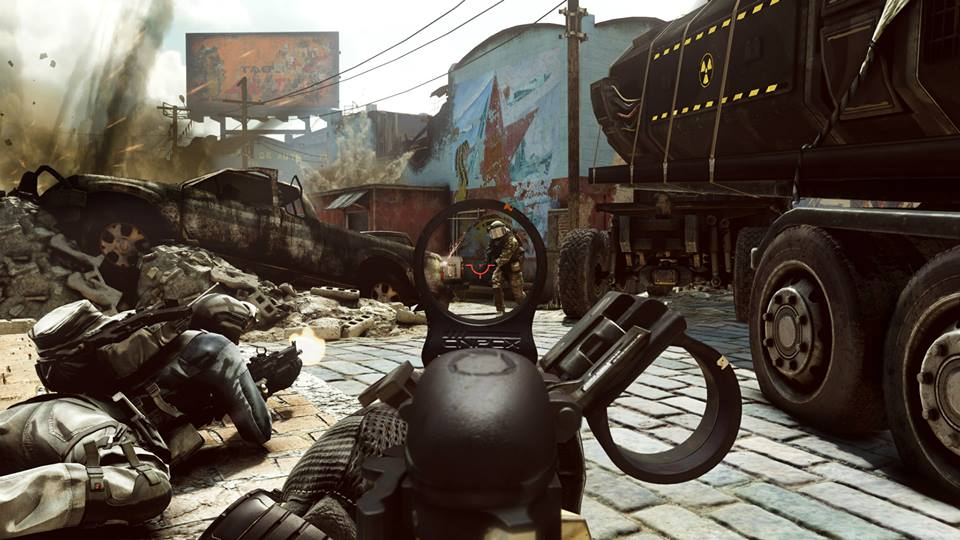 Image from Call of Duty: Ghosts Onslaught