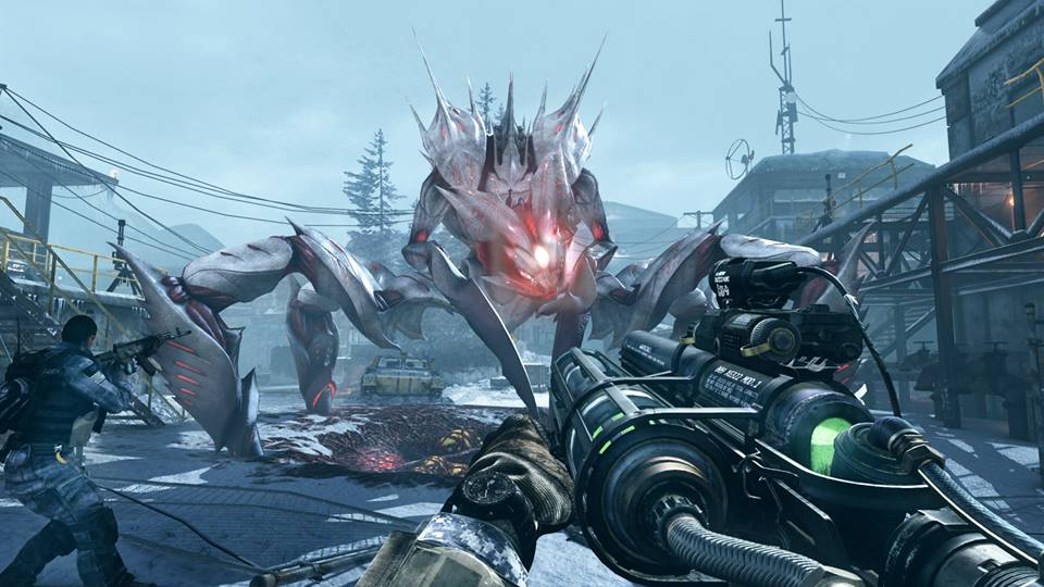 Call of Duty: Ghosts Extinction Nightfall