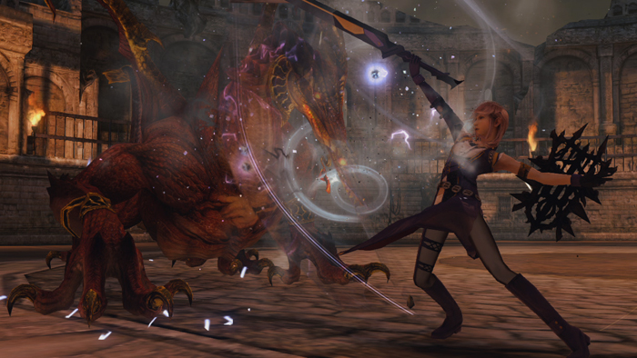 Final Fantasy XIII Lightning Returns Screenshot