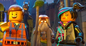 The LEGO Movie Thumbnail