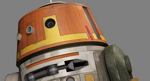 Star Wars Rebels Chopper