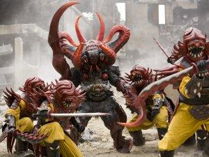 Power Rangers Super Samurai Arachnitor