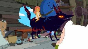 Adventure Time Red Throne - Flame Princess is under fire and needs a champion