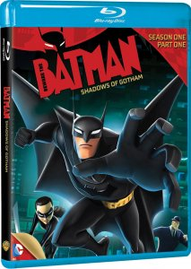 Beware the Batman Blu-ray Box Art