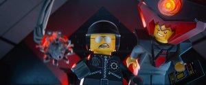 The LEGO Movie Good Cop Bad Cop Lord Business