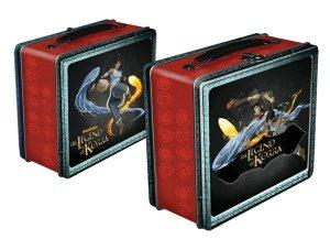 Legend of Korra Lunch Box