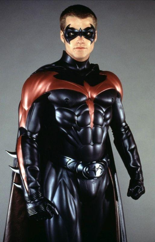 Chris O'Donnell as Robin