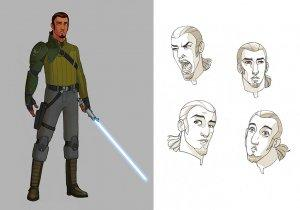 Star Wars Rebels - Kanan the Cowboy Jedi