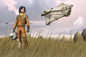 Star Wars Rebels Ezra Bridger