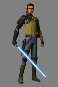 Kanan, the Cowboy Jedi of Star Wars Rebels