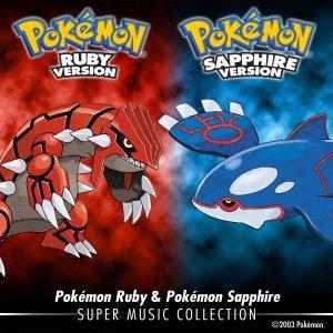 Pokémon Ruby & Pokémon Sapphire: Super Music Collection Out Now