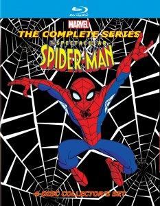 Spectacular Spider-Man Complete Series Blu-ray