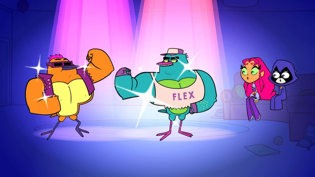 Clip Cartoon Network Premieres For Week Of Feb 24, 2014 -7719