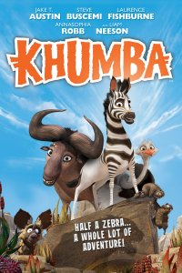 Khumba DVD Box Art