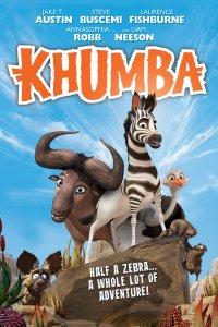 Khumba DVD Box Art