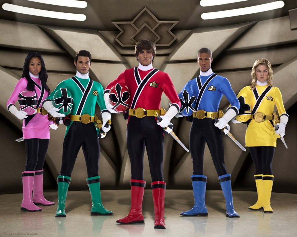 Power Rangers Super Samurai  sc 1 st  ToonZone & Review: