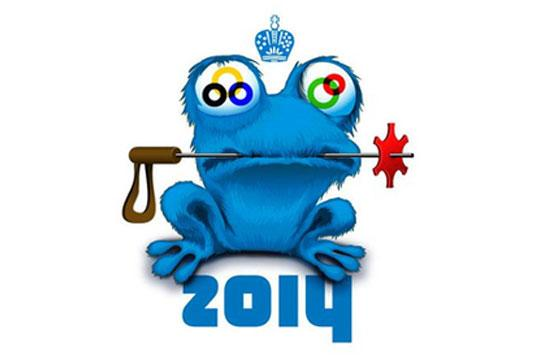 Zoich the Olympic HypnoToad - alas, this one was a hoax.
