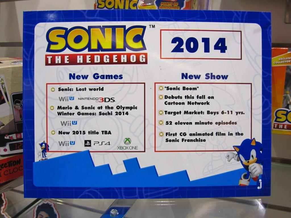 The telltale signs of an impending third Sonic video game?