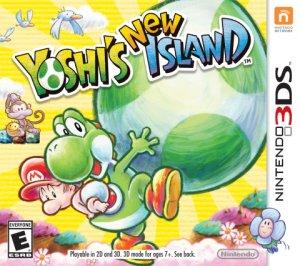 Yoshi's New Island Box Shot