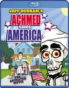 Achmed Saves America Box Art