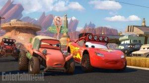 Cars: Radiator Springs 500 1/2 (2014) -- exclusive EW.com image