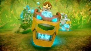Lego Legends of Chima Into the Outlands