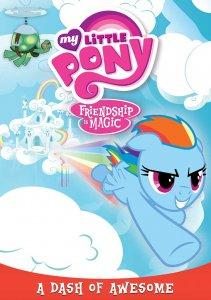My Little Pony: Friendship is Magic A Dash of Awesome DVD